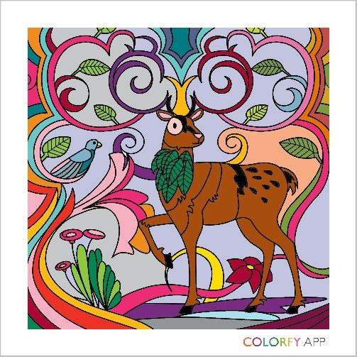 Colored Nature.