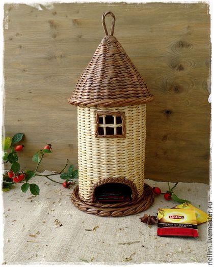 """Кухня ручной работы. Ярмарка Мастеров - ручная работа. Купить Чайный домик """" Старая башня"""". Handmade. для дома и интерьера"""