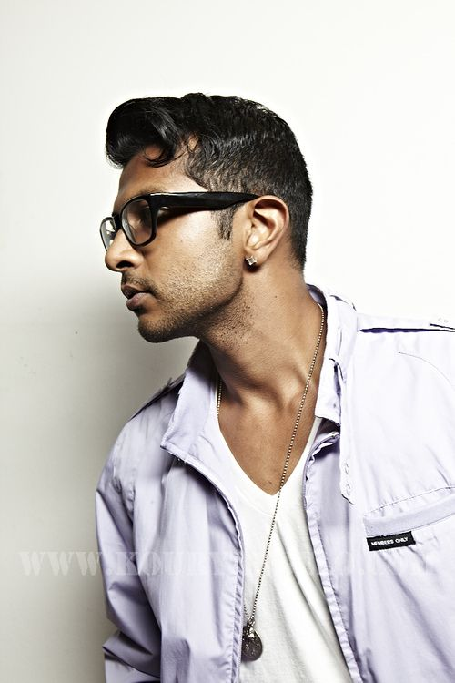 Utkarsh Ambudkar (Donald from Pitch Perfect)