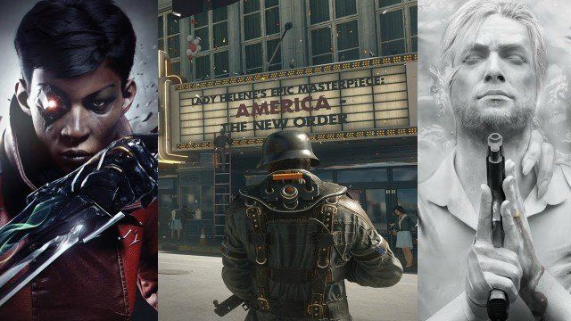 Bethesda E3 2017 Trailers Including Wolfenstein II The Evil Within 2 & More!   Bethesda E3 2017 trailers including Wolfenstein II The Evil Within 2 and more!  Bethesda has concluded their E3 2017 Showcase and revealed several new trailers and gameplay videos. The company said all the titles below will be available before the end of the year. You can watch the Bethesda E3 2017 trailers below!  DOOM VFR: If you flinched the first time you saw a meaty Mancubus charging at you in last years…