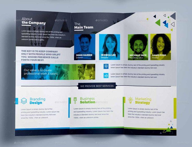 Best 25+ Tri fold brochure design ideas on Pinterest Leaflet - law firm brochure