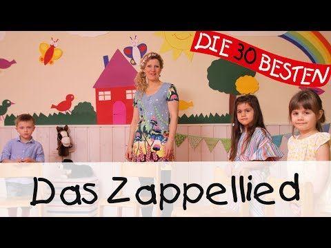 Das Zappellied || Kinderlieder zum Mitsingen und Bewegen – YouTube – Anita Weidner