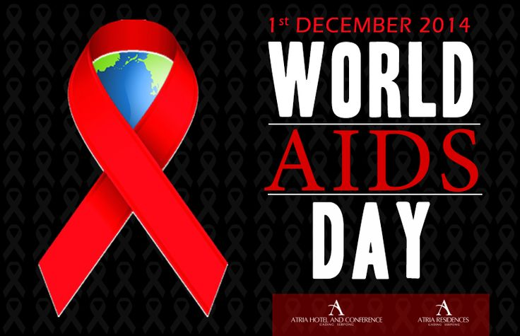 Get tested, know your status and stay safe #WorldAIDSDay2014