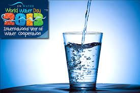 Giornata mondiale dell'#acqua