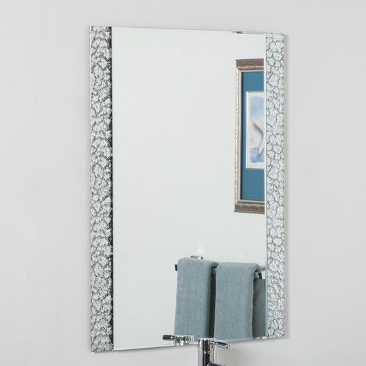 Decor Wonderland Vanity Bathroom Mirror