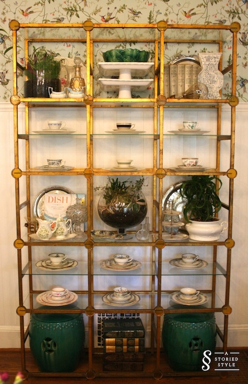 17 Best Ideas About Gold Shelves On Pinterest Gold