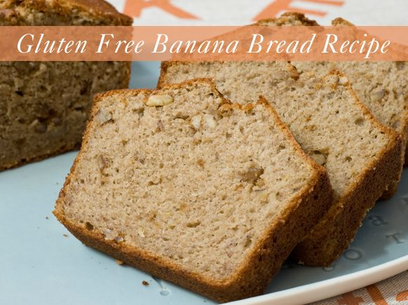 gluten free banana bread recipe | Breads, Biscuits, and Muffins | Pin ...