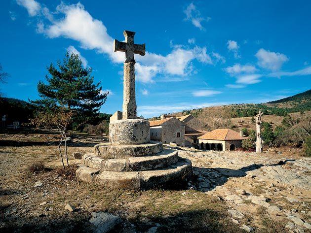 Cruz de caminos, Vistabella del Maestrazgo, Castellón
