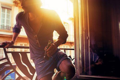 //\\Theo Gosselin, Inspiration, Amazing Photography, Style, Gentlemens Smoke, Men Fashion, Denim Shorts, Jeans Shorts, Man