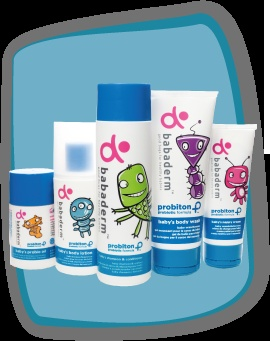 Brilliant range of probiotic based skin care products for kids - or for anyone in fact!