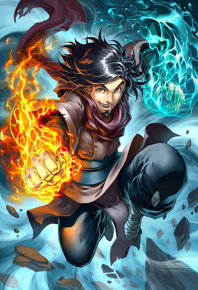 Avatar Wan - Avatar el Ultimo Maestro Aire/la Leyenda de Korra