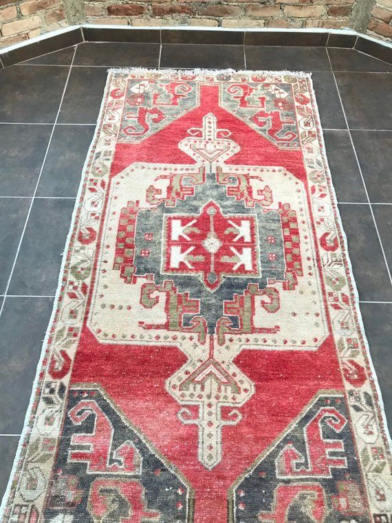 4 6x7 Ft Area Rug Muted Turkish