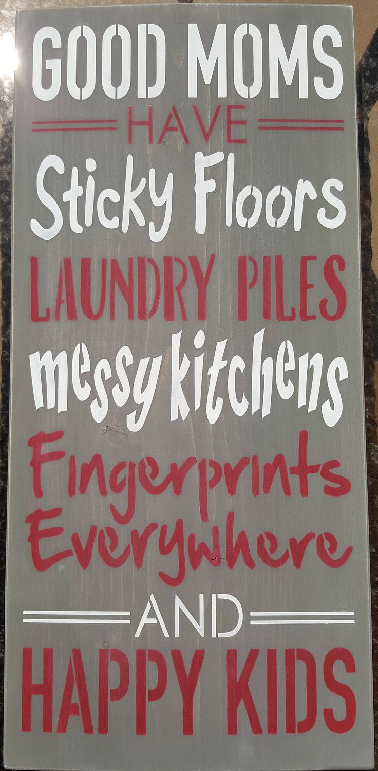 Good Moms by akawoodsigns on Etsy