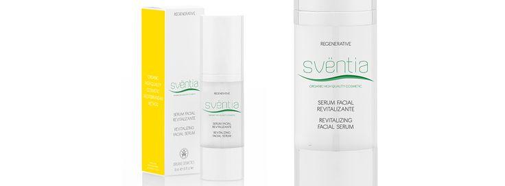Sventia Revitalizing facial serum 30ml/revizalizačné pleťové sérum, prírodná a organická kozmetika - certifikát BDIH