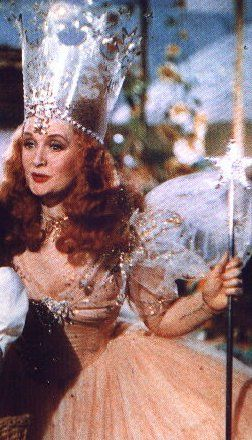 Billie Burke/Glinda the Good Witch Of the North