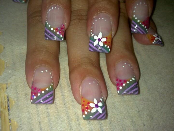 19 best Uñas, diseños, belleza y más images on Pinterest | Nail ...