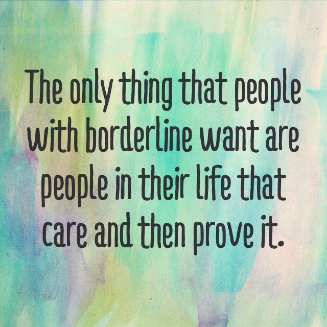 Prove you care.