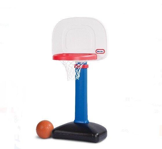 Adjustable Basketball Hoop Kids Portable Little Tikes Easy Score Play Set #LittleTikes