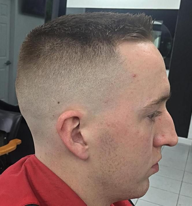 Pin On Military Haircut