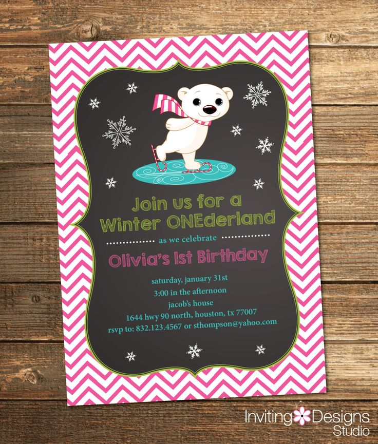 46 best Kids Birthday Invitations images on Pinterest | Party ...