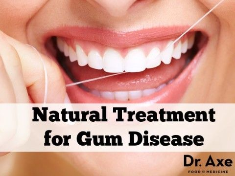 Natural Home Remedies For Gum Disease