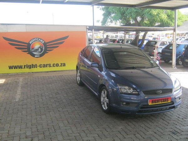 2006 Ford Focus 2 0 Tdci Si 5dr Gauteng North Riding 0 Ford