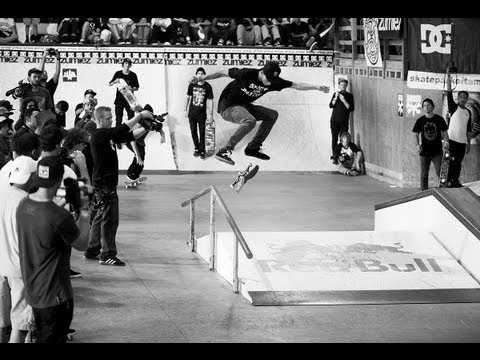 DC SHOES: 16TH ANNUAL JOHNNY ROMANO SKATE JAM 2012