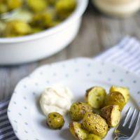 189- De lekkerste aardappeltjes uit de oven!