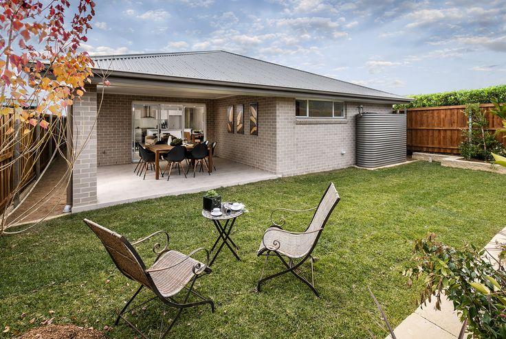 The Oak  Oran Park  www.newlivinghomes.com.au #exterior #newlivinghomes #home #decor