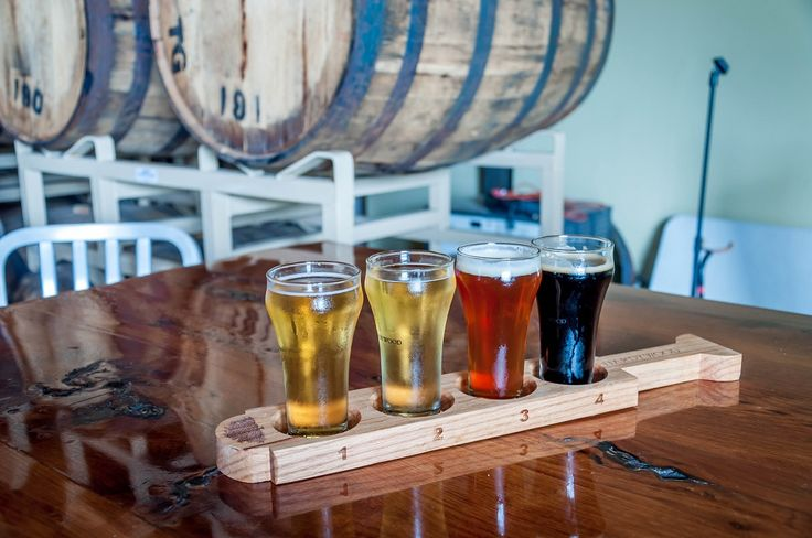 Craft beer has arrived at Richmond breweries. The Richmond craft beer scene is maturing and a day on one of the Richmond brewery tours is must in this city!