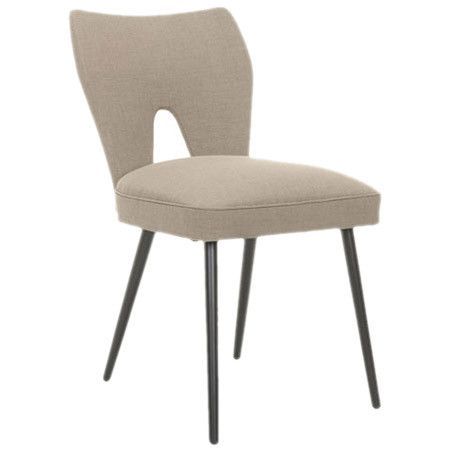 Set of 2 birch framed side chairs with slender legs and olive upholstery product set of 2 - Safavieh dining room chairs ideas ...
