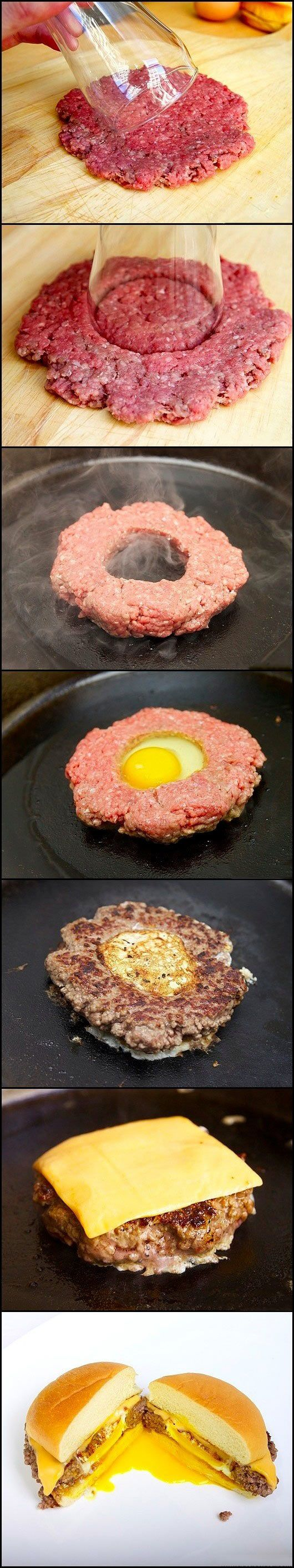 Burgers will never be the same…