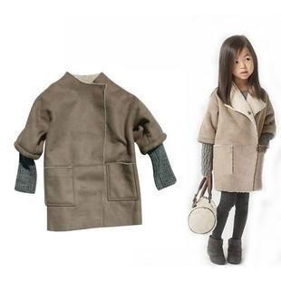Пальто детское zara