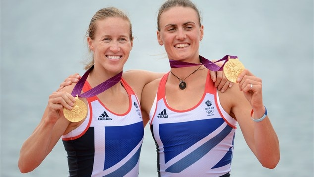 Yes ladies, first gold of London 2012! Sooo happy!