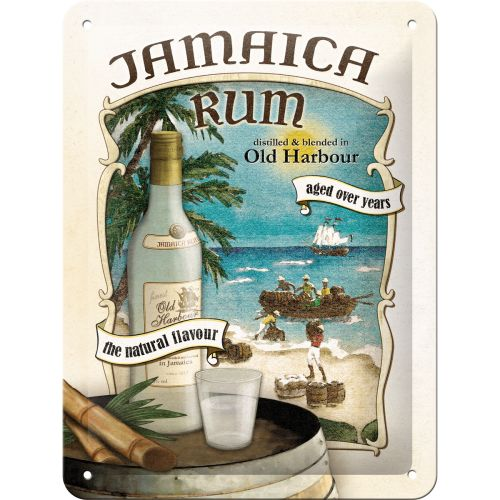 Jamaica Rum - http://www.retrozone.pl/pl/p/Jamaica-Rum/230