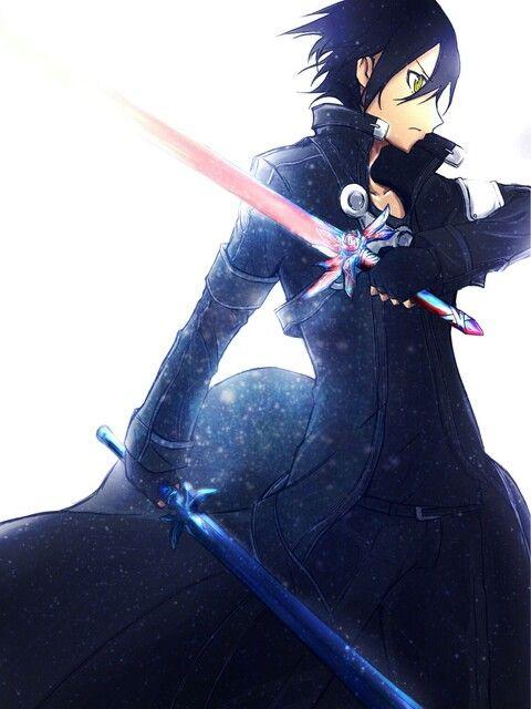 Kirito   Sword Art Online (SAO) Alicization-Underworld < -- OMG i think this…