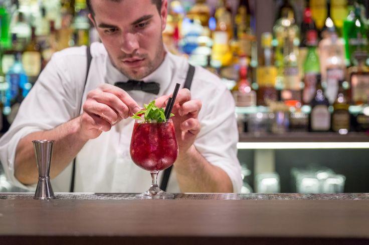 TUK TUK BAR opening at Casati Budapest Hotel: cocktail bar