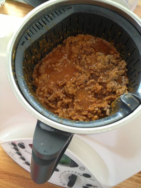 Forum Thermomix - The best Thermomix recipes and community - Cooking Mince in the TM.