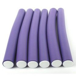 Bigoudis Flexibles 21mm x6 - 2,70€