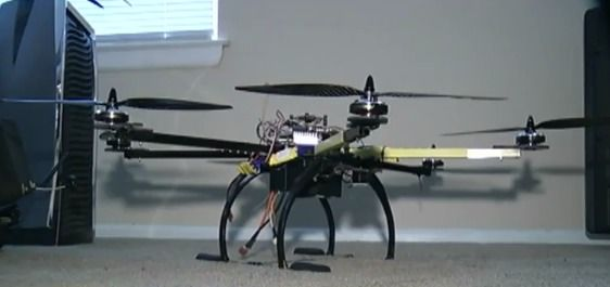 Drone Falls Dangerously Out of Sky; Local News Station Reveals What It Had Been Filming  Jun. 26, 2013 11:15pm Liz Klimas