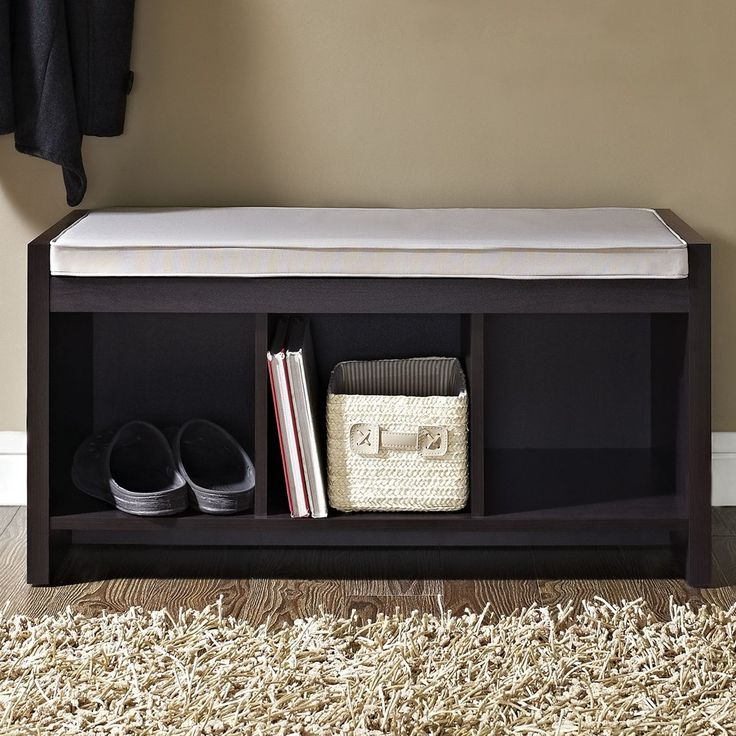 Altra Storage Bench With Cushion (Storage Bench /Cushion)