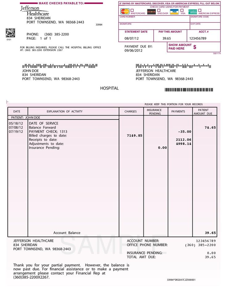 Best 25+ Printable invoice ideas on Pinterest Invoice template - bill sample microsoft