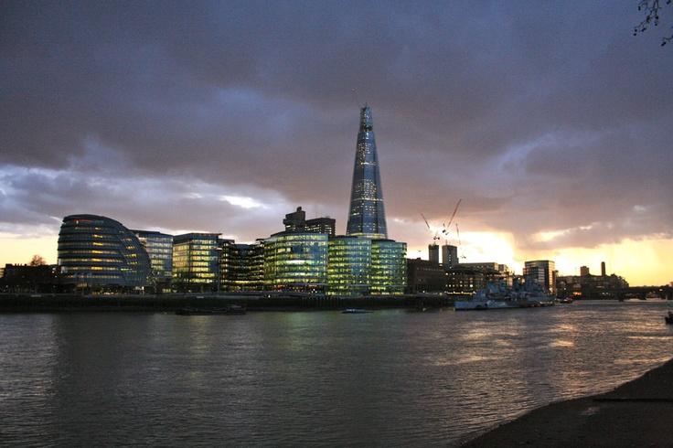 London Skyline ;)