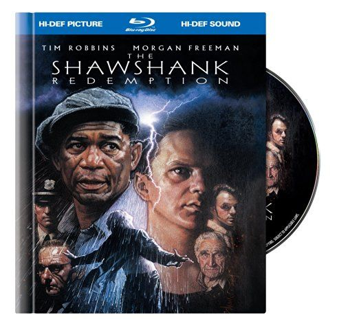 The Shawshank Redemption (Blu-ray Book Packaging) $7.50 FSSS or FS with prime #LavaHot http://www.lavahotdeals.com/us/cheap/shawshank-redemption-blu-ray-book-packaging-7-50/119201