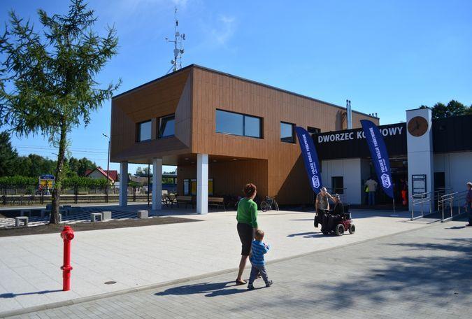 Dworzec w Poraju