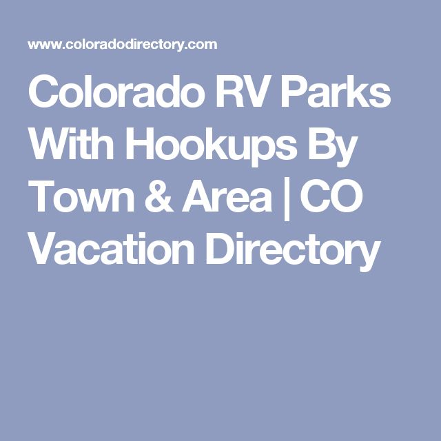 rv hookups near me Excellent places to rv in twin fountains rv park is the perfect place to make camp near the oklahoma not only will you be treated to full hookup rv.