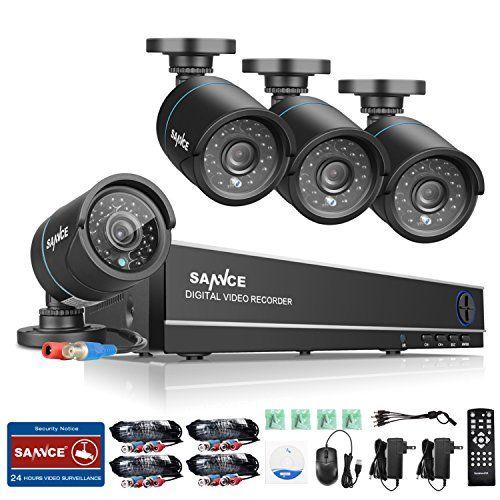 ANNKE Sannce 8 Channel H.264  1080N HD-TVI DVR Security System w/ 4 720P Weatherproof Indoor/Outdoor CCTV  No description (Barcode EAN = 0702534890194). http://www.comparestoreprices.co.uk/december-2016-3/annke-sannce-8-channel-h-264 -1080n-hd-tvi-dvr-security-system-w-4-720p-weatherproof-indoor-outdoor-cctv-.asp