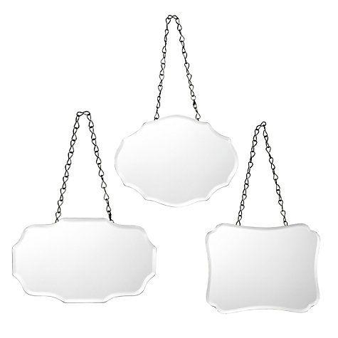 Buy John Lewis Glass Mirror, Assorted Online at johnlewis.com