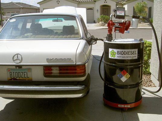 FRY POWER: How to Convert Your Car to Run on Vegetable Oil | Inhabitat - Sustainable Design Innovation, Eco Architecture, Green Building