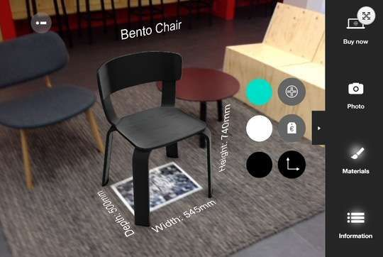 Augmented Reality Decor Testers - Sayduck App Lets You See How Furniture Will Look in Your Home (GALLERY)